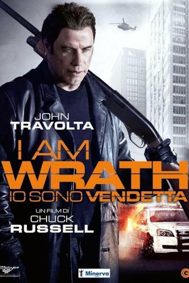 Poster Io sono vendetta - I Am Wrath