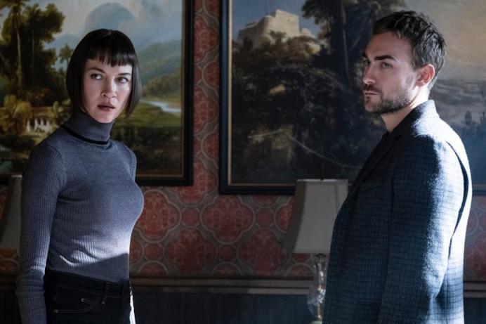 Sidney Lemmon e Tom Austen sono Ana e Daimon Helstrom nella nuova serie TV targata Marvel Television e Hulu