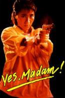 Poster Yes, Madam