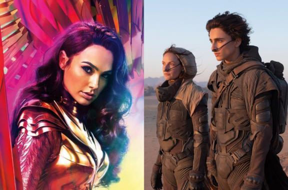 Wonder Woman e Dune