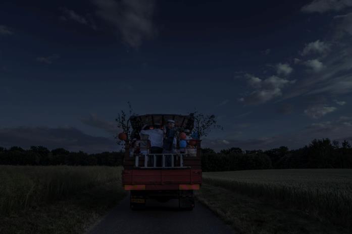 Una scena della serie TV danese Equinox