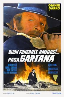 Poster Buon funerale, amigos!… paga Sartana