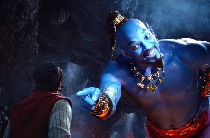 Aladdin e il Genio di Will Smith