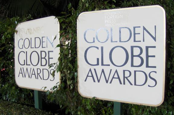 Il logo dei Golden Globe Awards