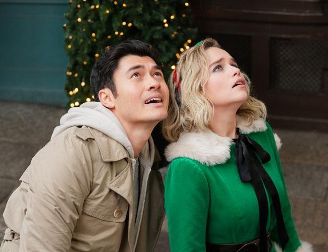 I protagonisti di Last Christmas