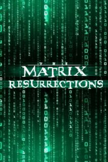 Poster The Matrix Resurrections