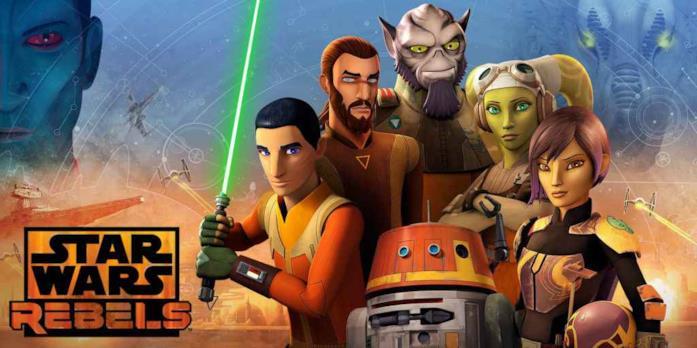 Poster di Rebels