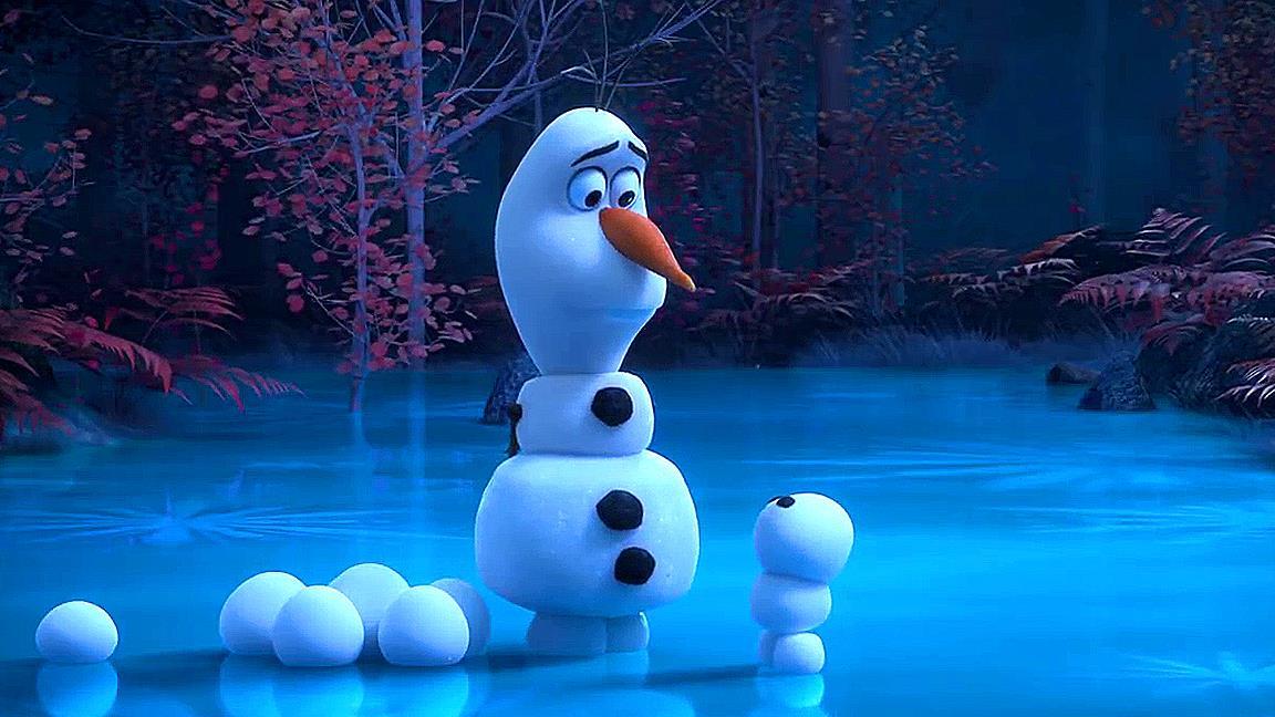 At Home With Olaf, la nuova serie sequel di Frozen 2 disponibile gratis online