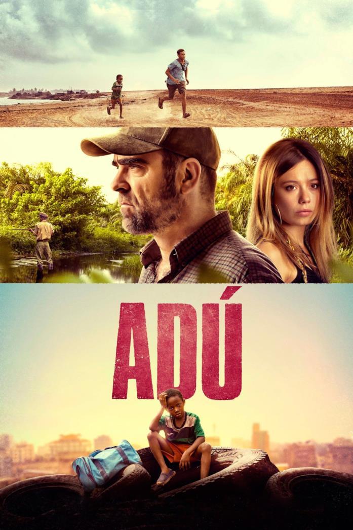 Poster film Adù