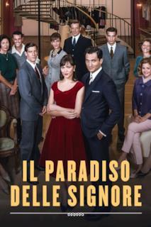 Poster Il paradiso delle signore