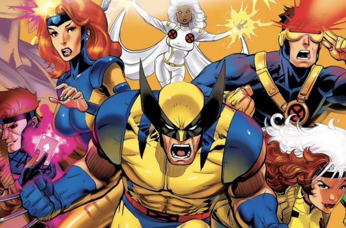 Un'immagine di X-Men: The Animated Series