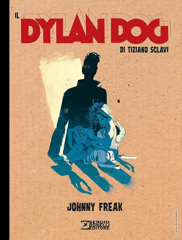Copertina del volume Johnny Freak SBE