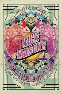 Poster Nick Mason's Saucerful of Secrets: Live At The Roundhouse