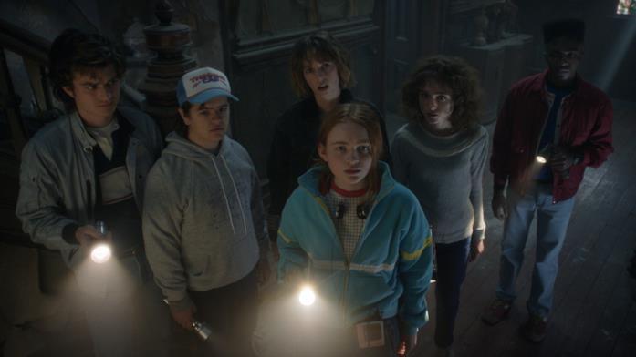 Stranger Things 4: la gang di Hawkins indaga sul sovrannaturale