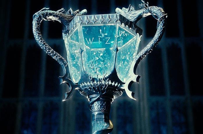Il Calice di Fuoco di Harry Potter