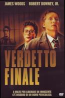 Poster Verdetto finale