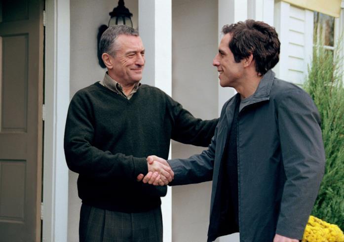 Robert De Niro e Ben Stiller