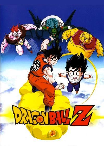 Goku Piccolo Gohan Dr. Willoe