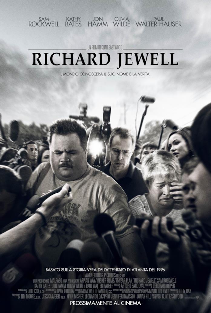 Il poster del film Richard Jewell