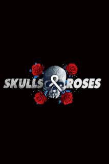 Poster Skulls & Roses