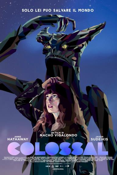 Poster Colossal