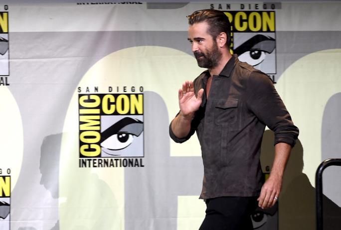 Colin Farrell al Comic-Con di San Diego