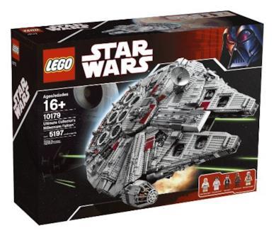 LEGO 10179 - Ultimate Collector's Millennium Falcon