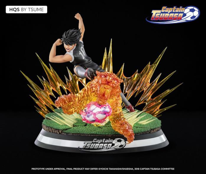 Kojiro Hyuga action figure