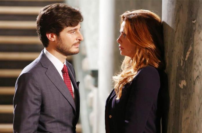 Lino Guanciale e Vanessa Incontrada
