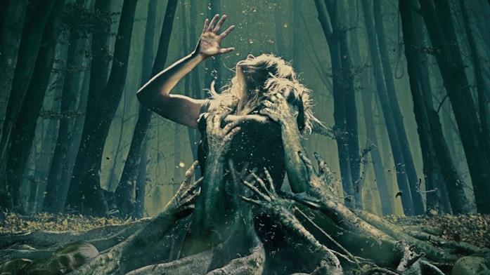 Sara inghiottita dalla foresta