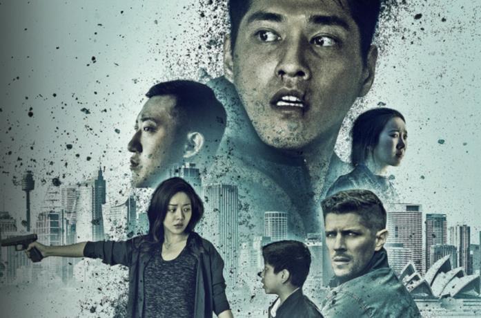 Il poster di Chosen
