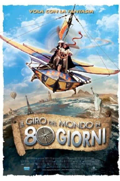 Poster Il giro del mondo in 80 giorni