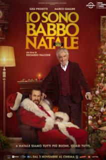 Poster Io sono Babbo Natale