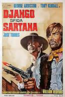 Poster Django sfida Sartana