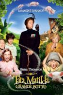 Poster Tata Matilda e il grande botto