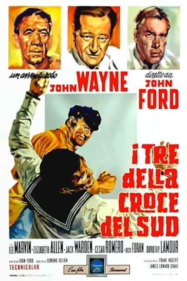 Poster I tre della croce del Sud