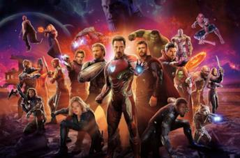 Avengers Infinity War Cover