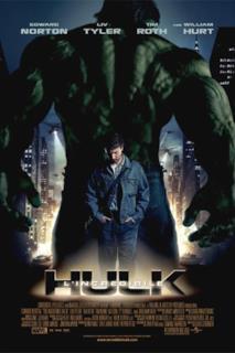 Poster L'incredibile Hulk