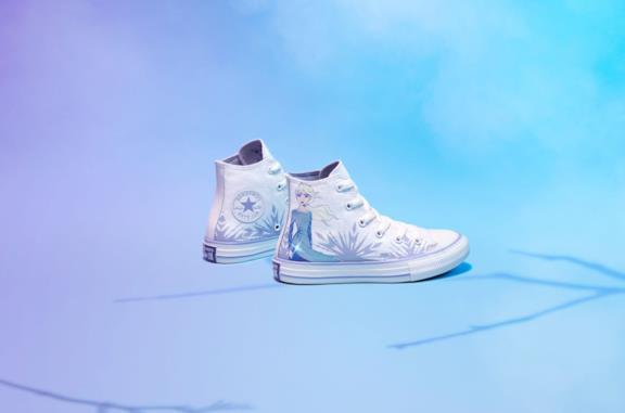 Converse All Star Elsa di Frozen 2