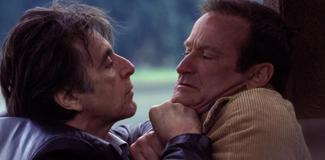 Un'immagine del film Insomnia