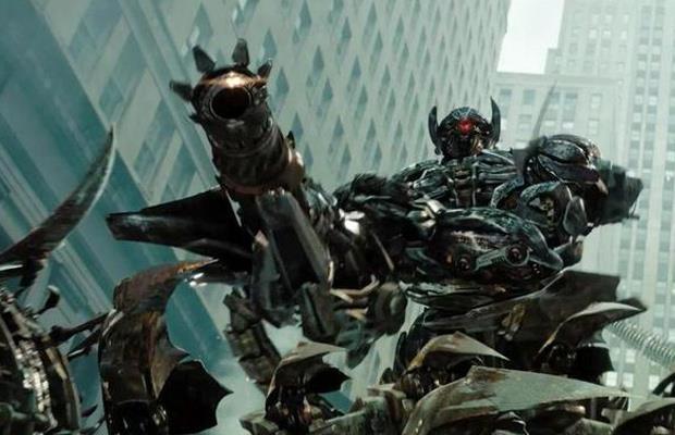 Shockwave, Transformers 3