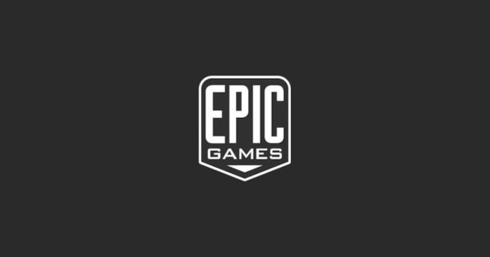 Il logo di Epic Games