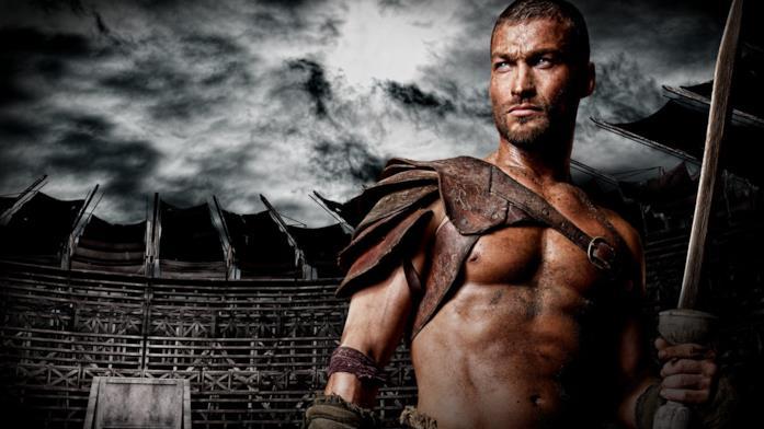 Andy Whitfield, attore che ha interpretato Spartacus