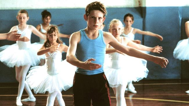 Jamie Bell è Billy Elliot nell'omonimo film
