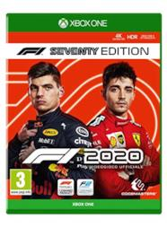 F1 2020 Seventy Edition - Day-One - Xbox One