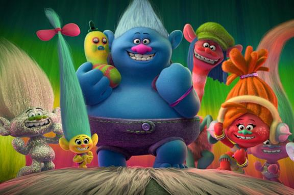 Trolls: personaggi e doppiatori (anche italiani) del film animato