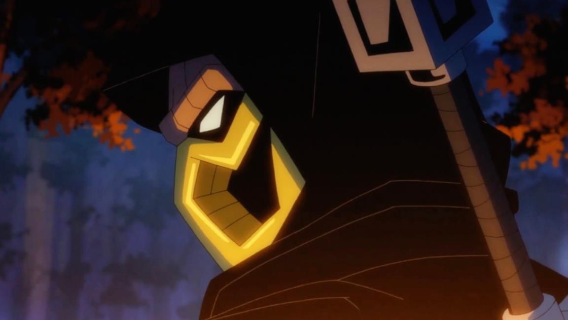Scorpion in Mortal Kombat Legends: Scorpion's Revenge