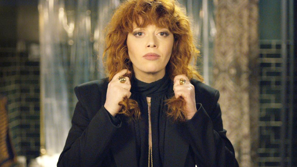 Natasha Lyonne, la protagonista di Russian Doll