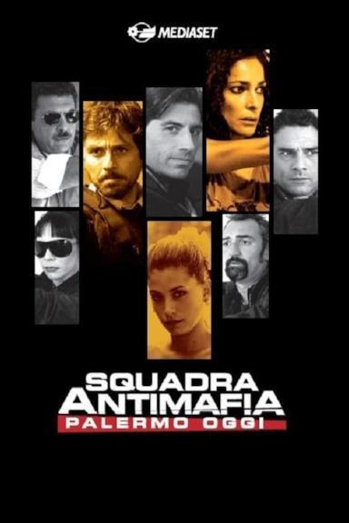 Poster Squadra antimafia – Palermo oggi