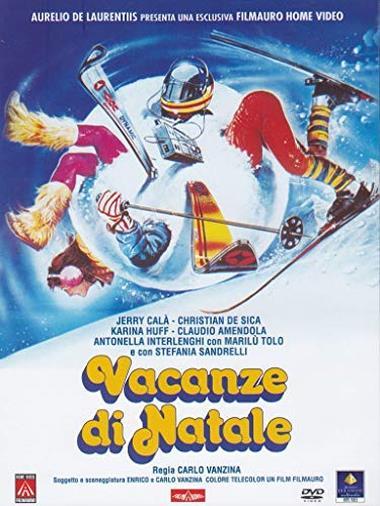 Vacanze di Natale (DVD)